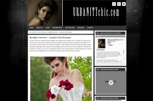 Urbanity Chic spotlight interview